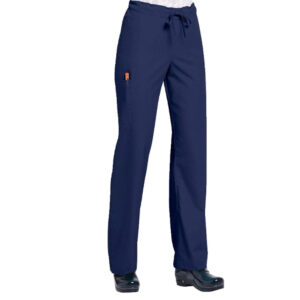 Orange Balboa Scrub Trousers – Royal Blue (Unisex)