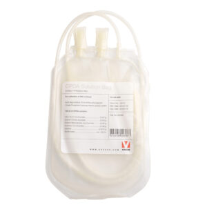 500ml CPDA Blood Bag with Anti-Coagulant