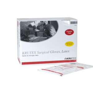 Kruuse Latex Surgical Gloves – Powder Free
