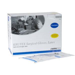 Kruuse Latex Surgical Gloves – Powdered