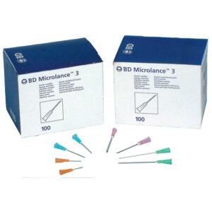 B.D. Microlance Needles