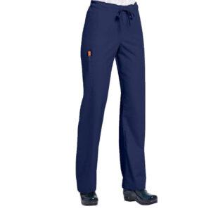 Orange Balboa Scrub Trousers – Royal Blue (Unisex)