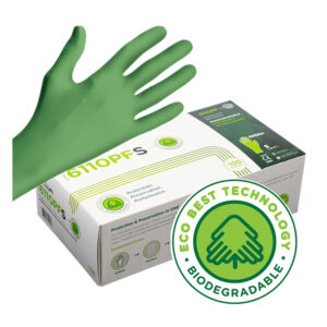 Nitrile Gloves – Bio-degradable