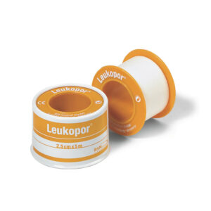 Leukopor Surgical Tape 1.25cm