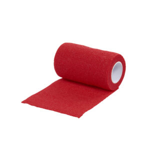 Molloy Veterinary Vetwrap – Red