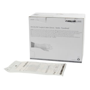 Kruuse Valuline Surgical Gloves – Powdered