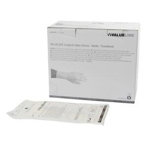 Kruuse Valuline Surgical Gloves – Powdered