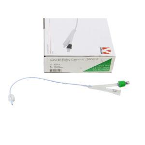 Kruuse Silicone Foley Catheter 5pk
