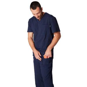 Koi Lite Scrub Trousers Endurance – Navy (Male)