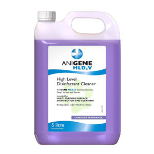 Anigene High Level Surface Disinfectant 5L Lavender