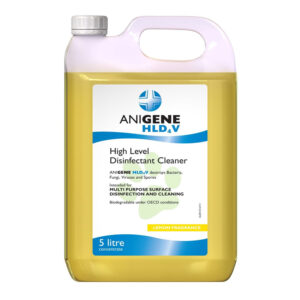 Anigene High Level Surface Disinfectant 5L Lemon