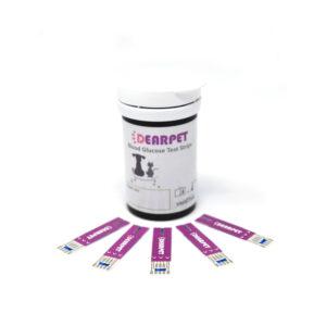 VQ Pet Glucose Test Strips