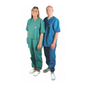 Micro Barrier Scrub Tops