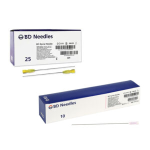 B.D. Spinal Needles